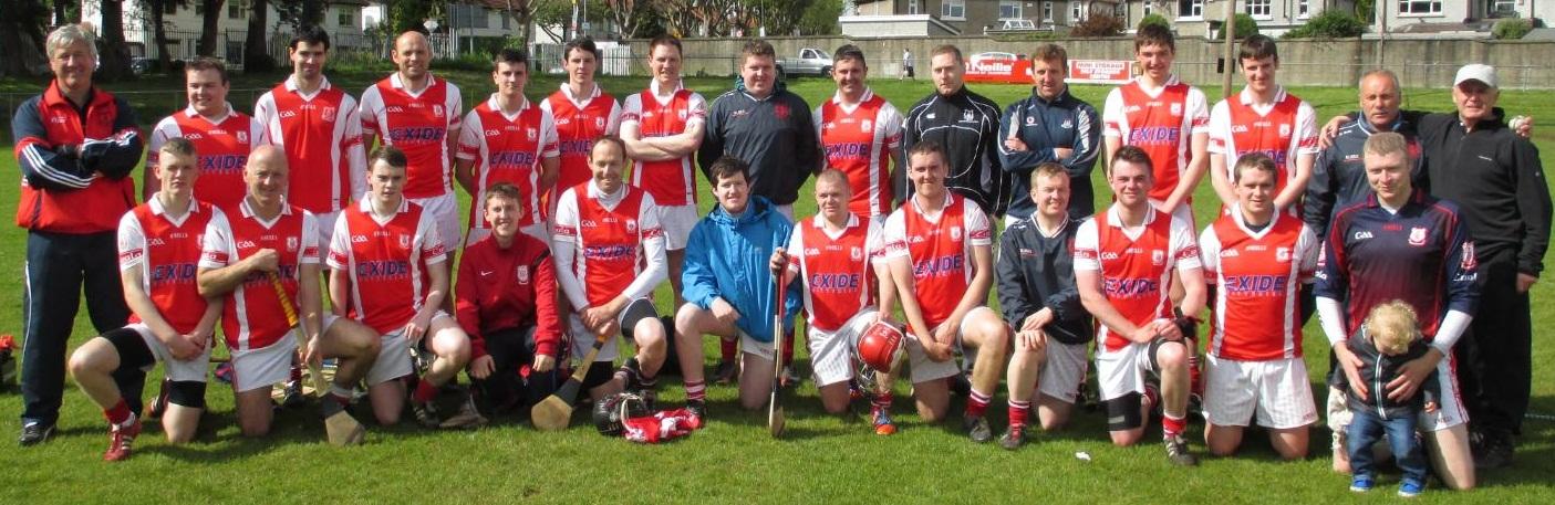 3rd Hurlers V Na Fianna