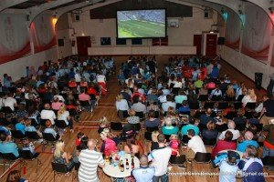 All Ireland in the Cuala Hall 2013