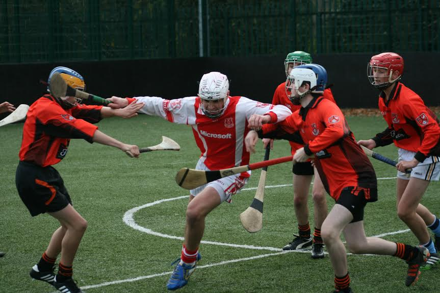Caged Hurling