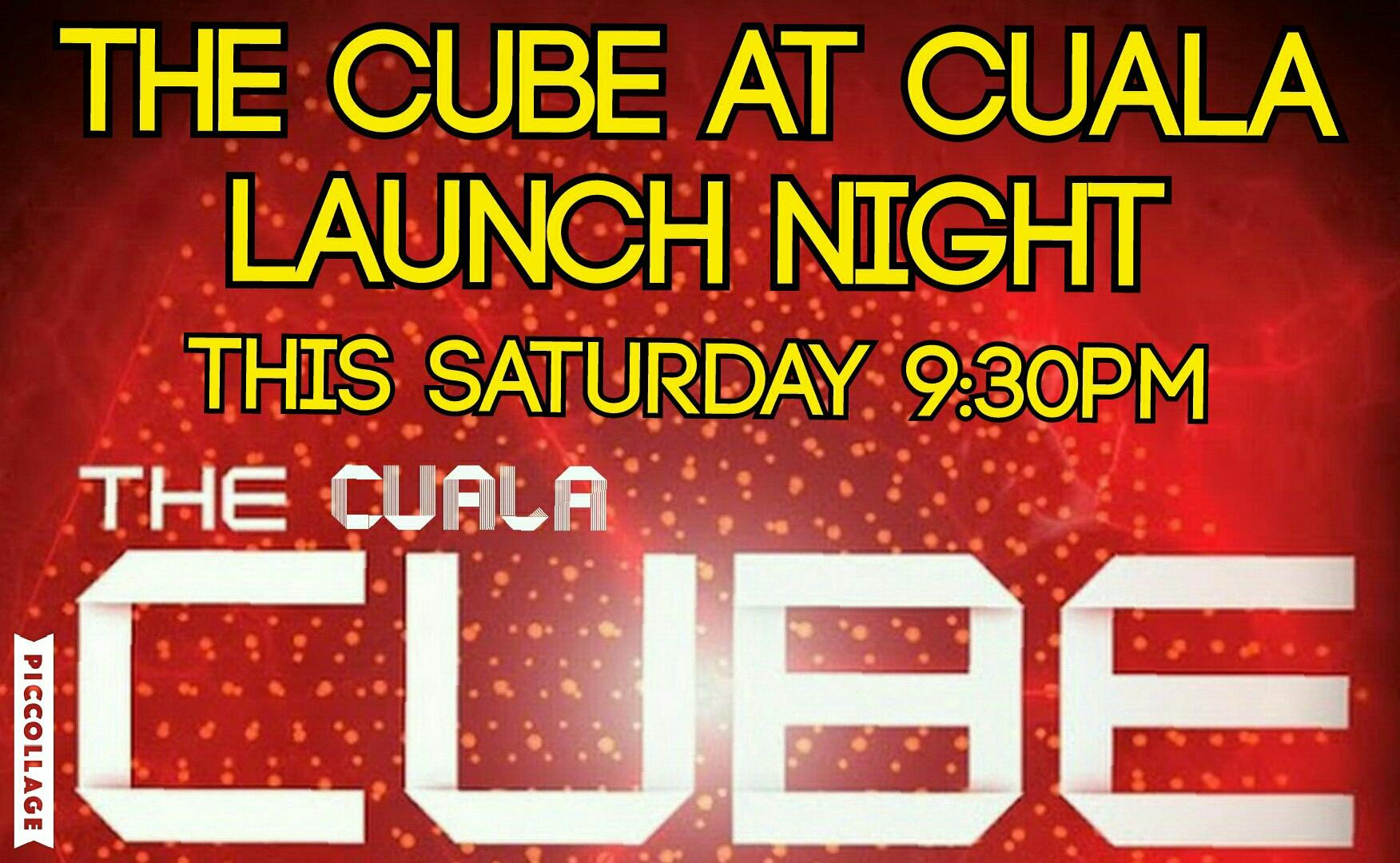 Cube Launch12