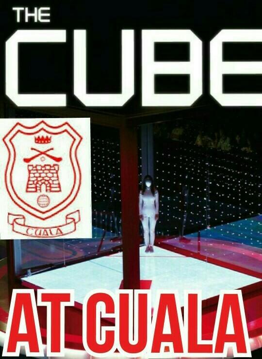 Cube at Cuala