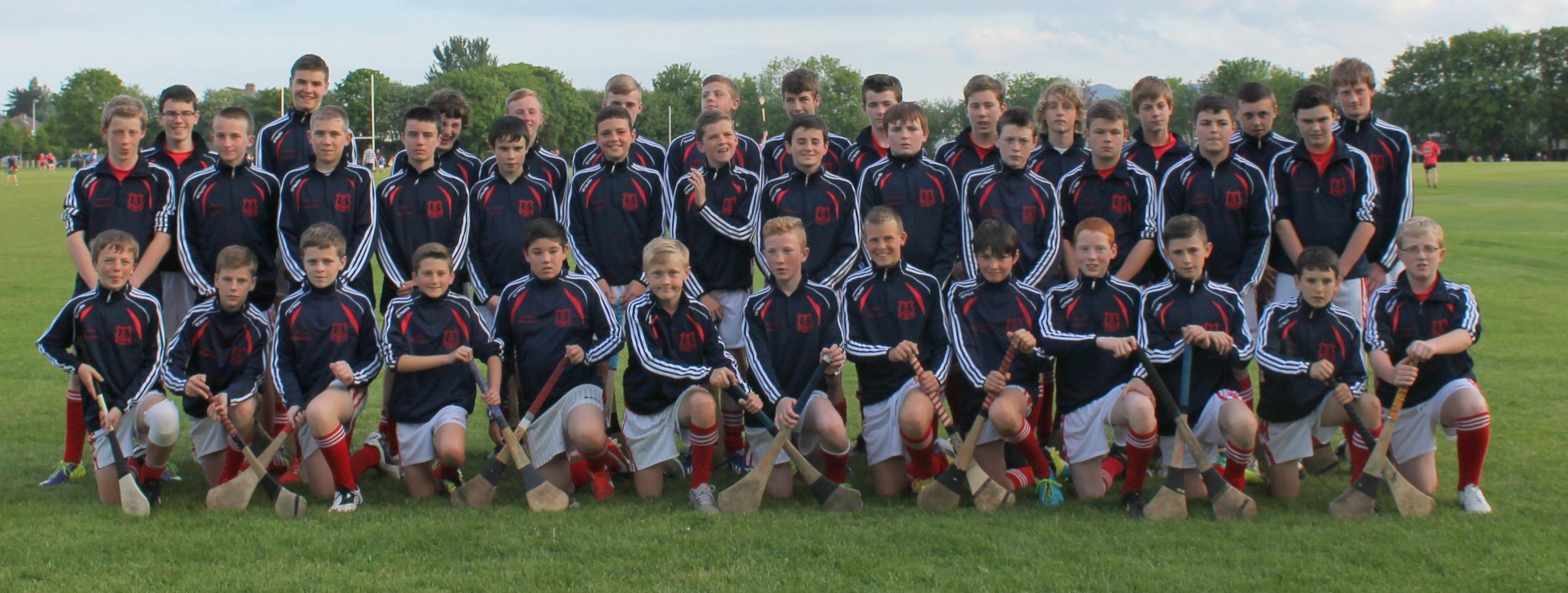 Féile Huling Squad 2014.1