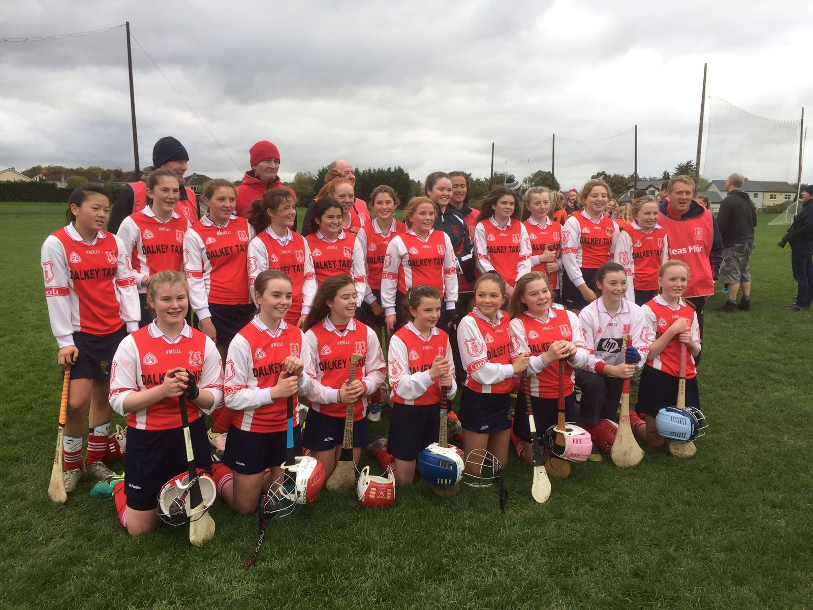 Cuala 03 Girls and mentors
