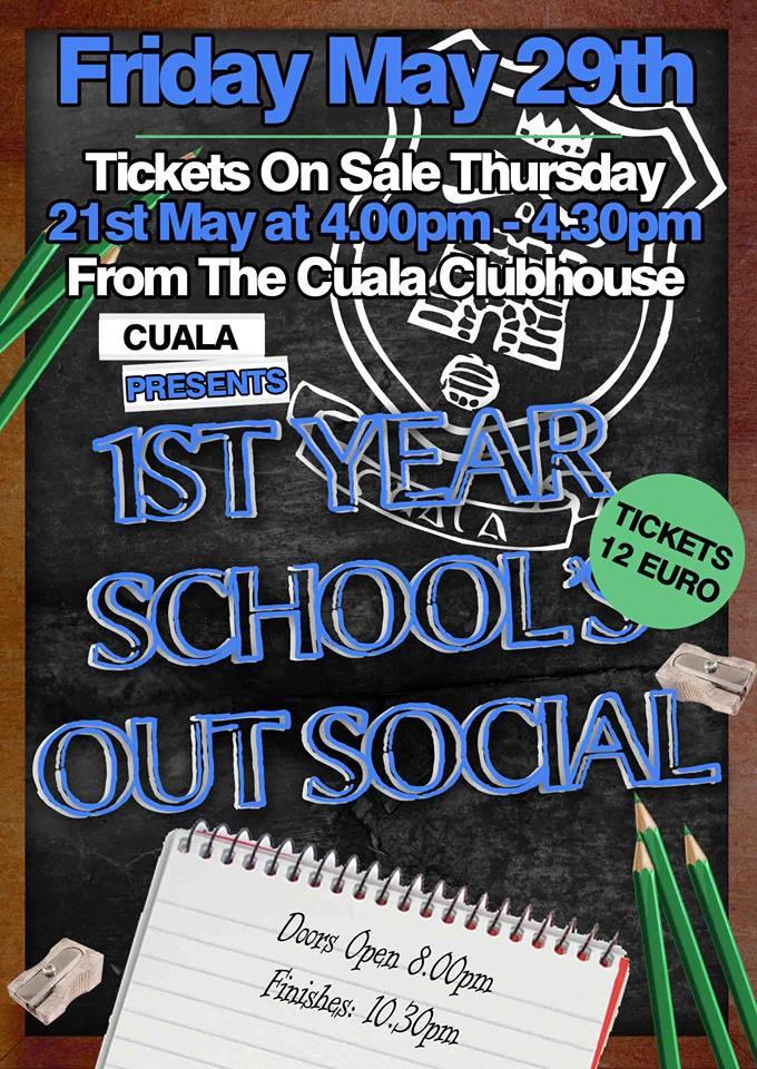 Schools Out Social