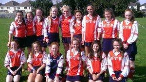 U13 Camogie team