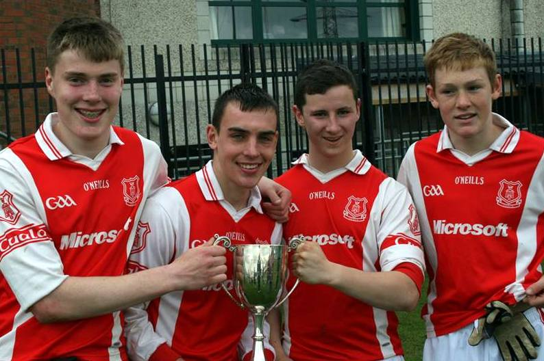 U16's with Cup