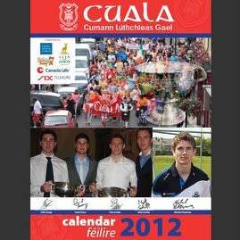 Cuala 2012 calendar