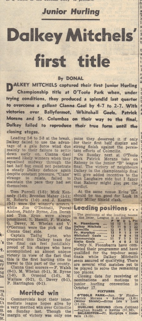 hist_1967_dalkey_mitchels_jhc_first_title_ev_press_19671004