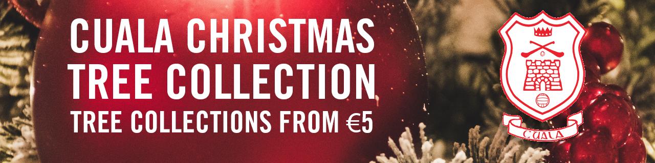 Cuala Christmas Tree collection